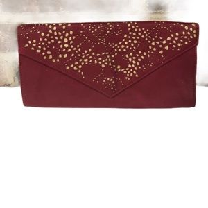 American eagle purse clutch wallet style bag
